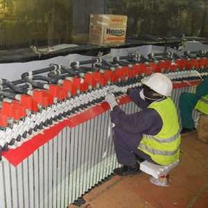 Winding of Generator Stator for 50MW Kaplan Unit